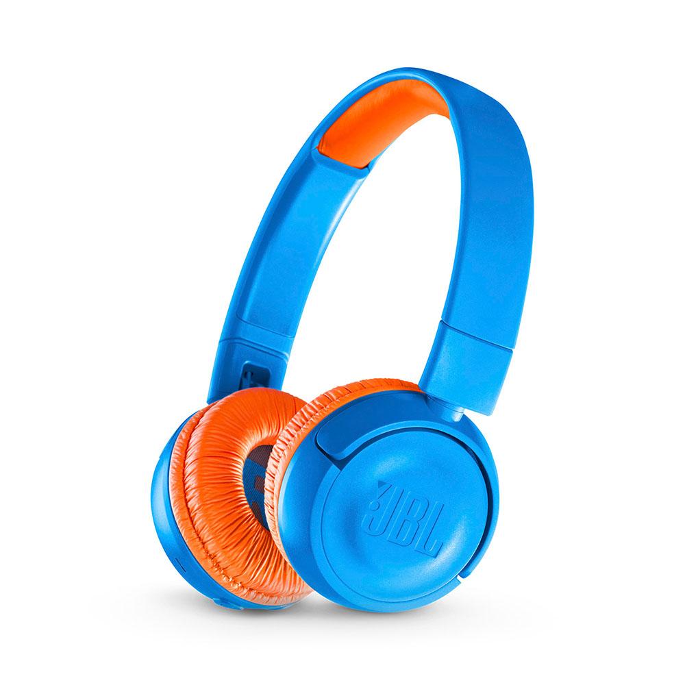 JBL JR300 hoofdtelefoon - Rocker Blauw