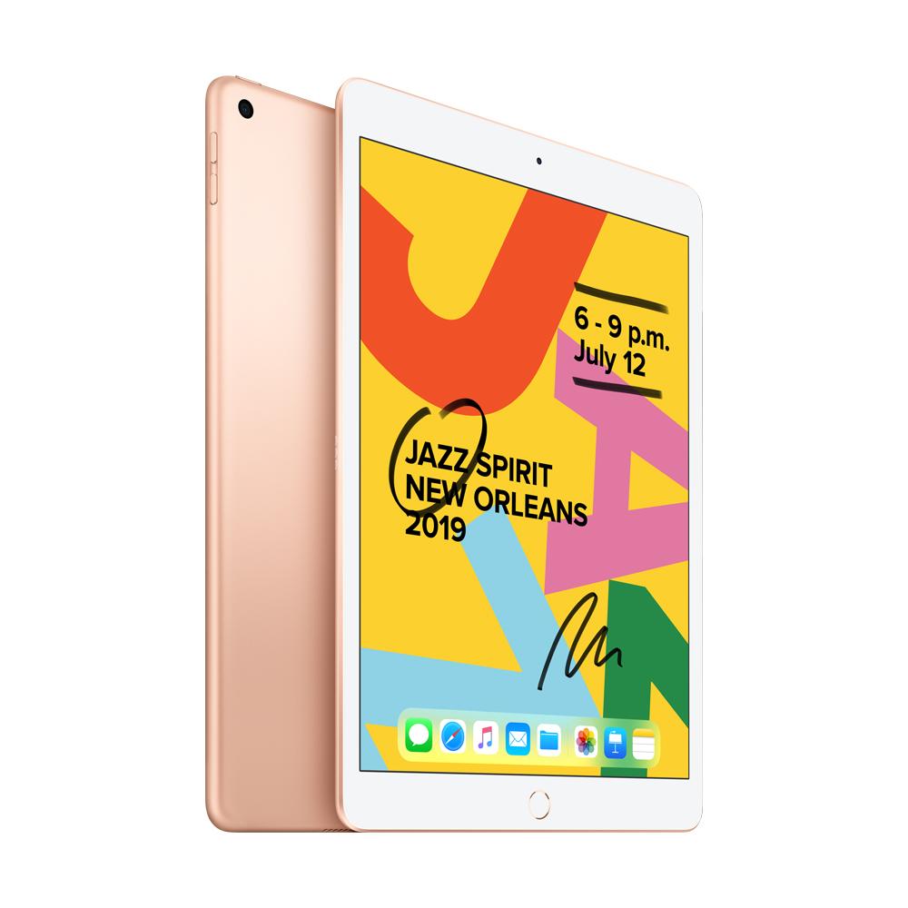 Apple 10,2 inch iPad 128GB (Wi Fi) Goud (model 2019)