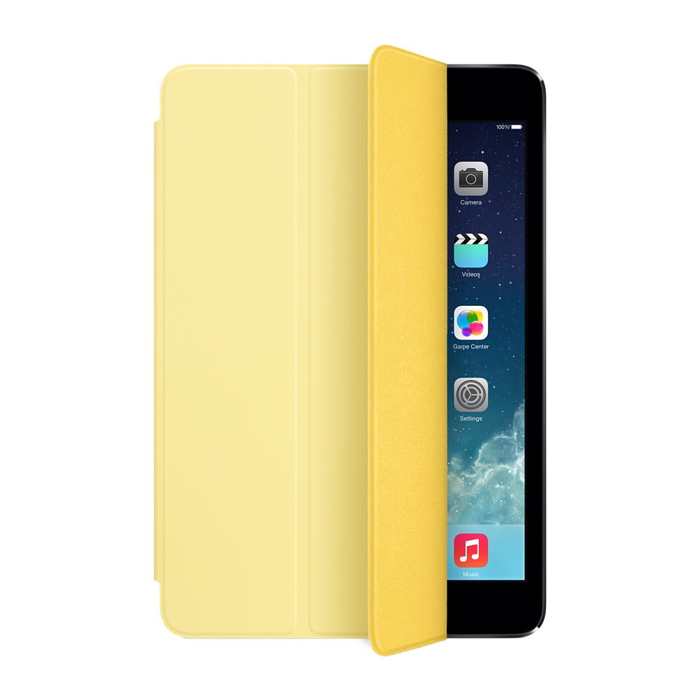 iPad mini Smart Cover Yellow