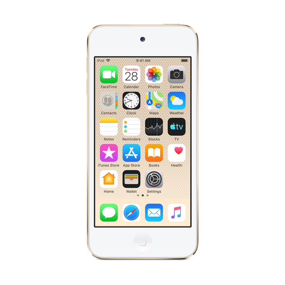 Apple iPod touch (v7) 128GB Goud