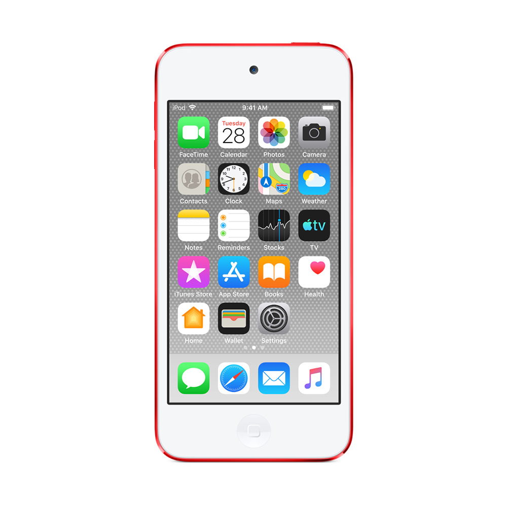 Apple iPod touch (v7) 256GB PRODUCT(RED)