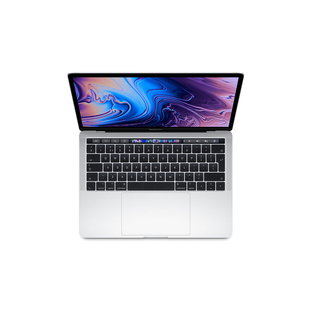 Apple MacBook Pro 13 inch Touch Bar en Touch ID (1,4GHz i5 quad-core i5 / 8GB / 128GB) - Zilver