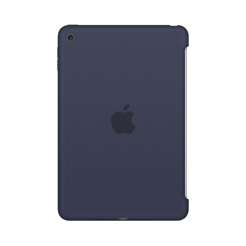 Apple iPad Pro siliconen cover zwart