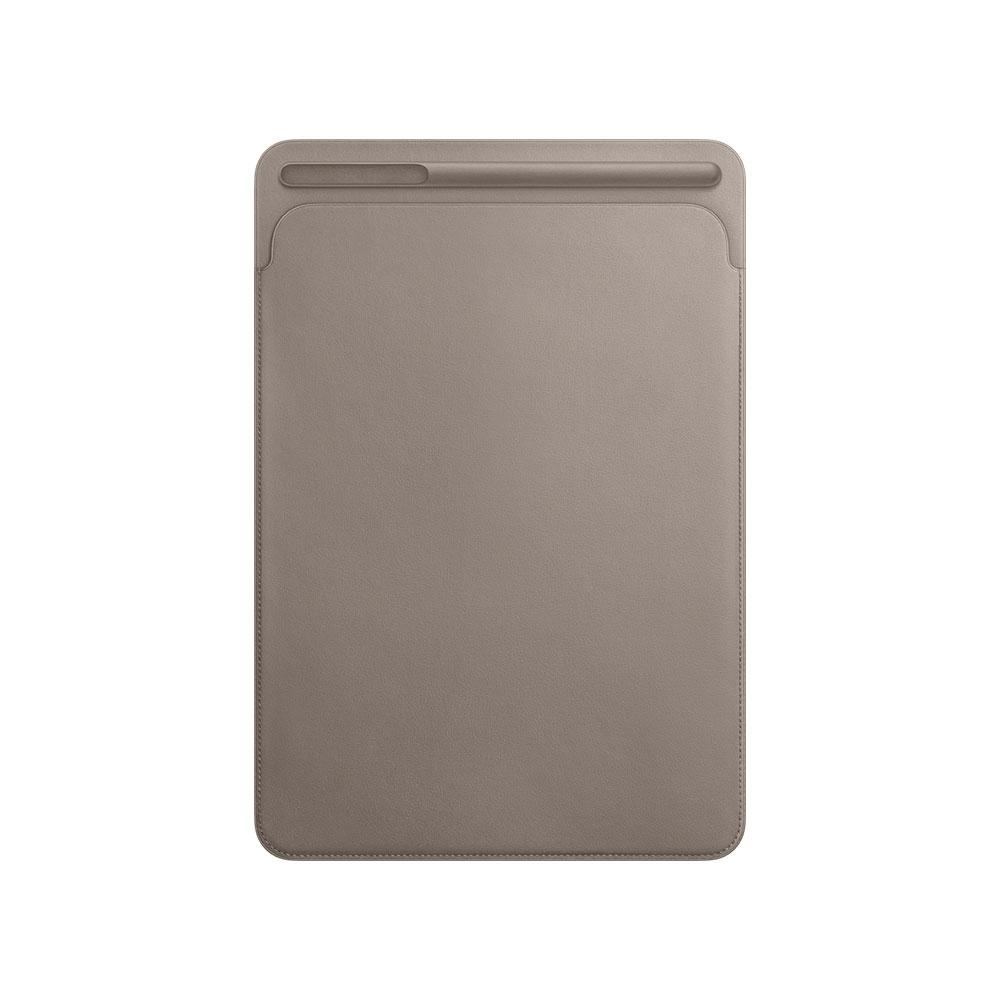 Apple Leren Sleeve iPad Pro / Air 10,5-inch - Taupe