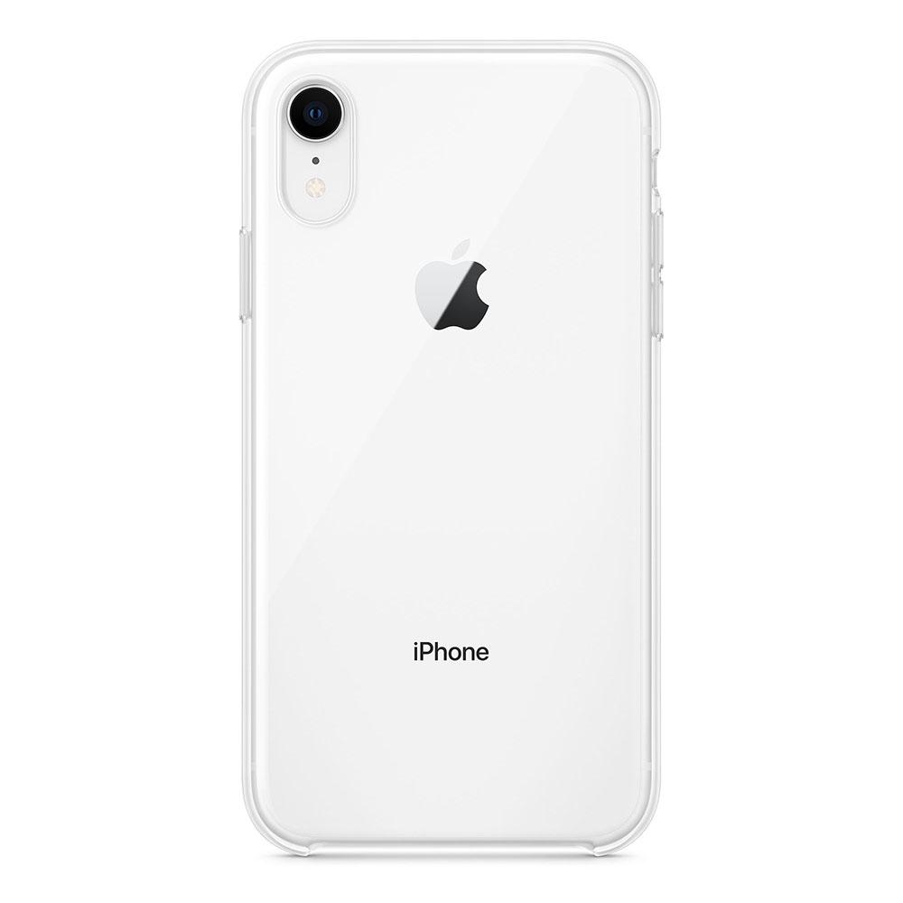 Afbeelding van Apple doorzichtig hoesje voor iPhone Xr