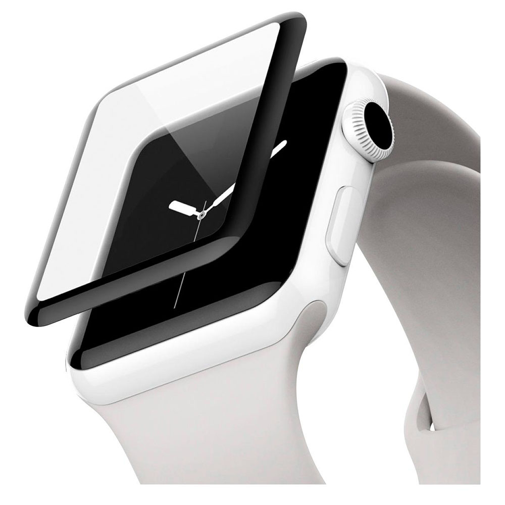 Belkin F8W838VF Doorzichtige schermbeschermer Watch Series 1 schermbeschermer
