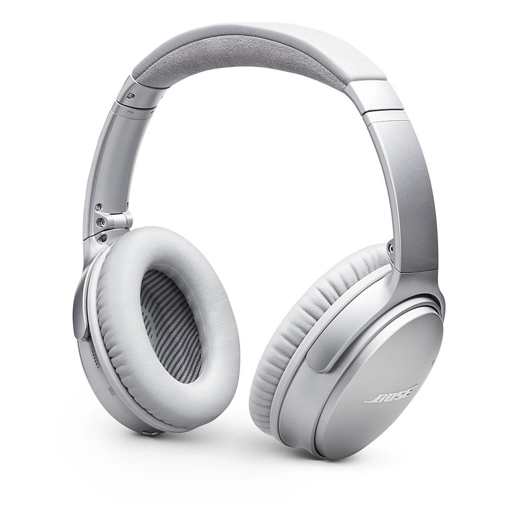 Afbeelding van Bose Over Ear QuietComfort 35 II Zilver