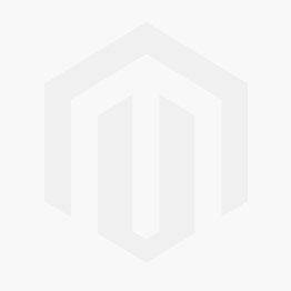 StilGut nylon Apple Watch bandje 42mm / 44 mm - grijs/wit