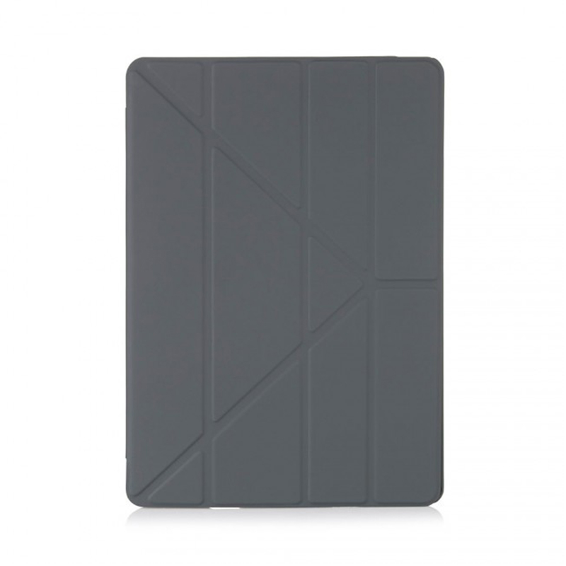 Pipetto Origami Case iPad Air 2 - Donkergrijs