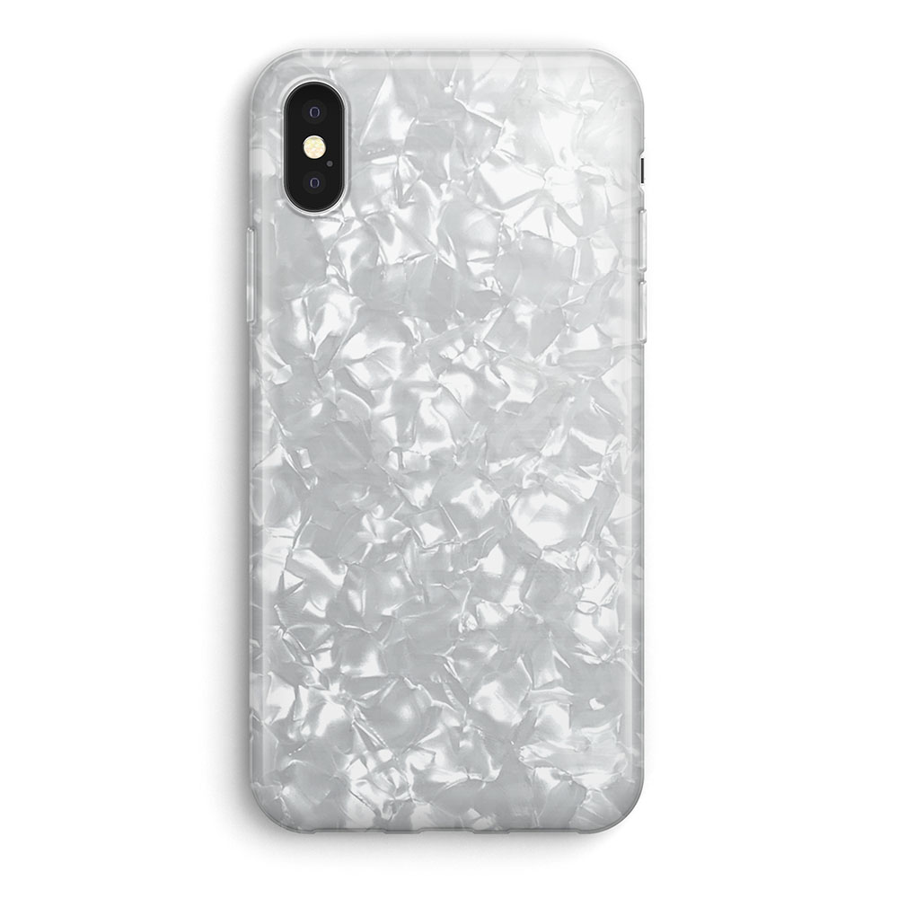 Recover iPhone Xs Max - White Shimmer