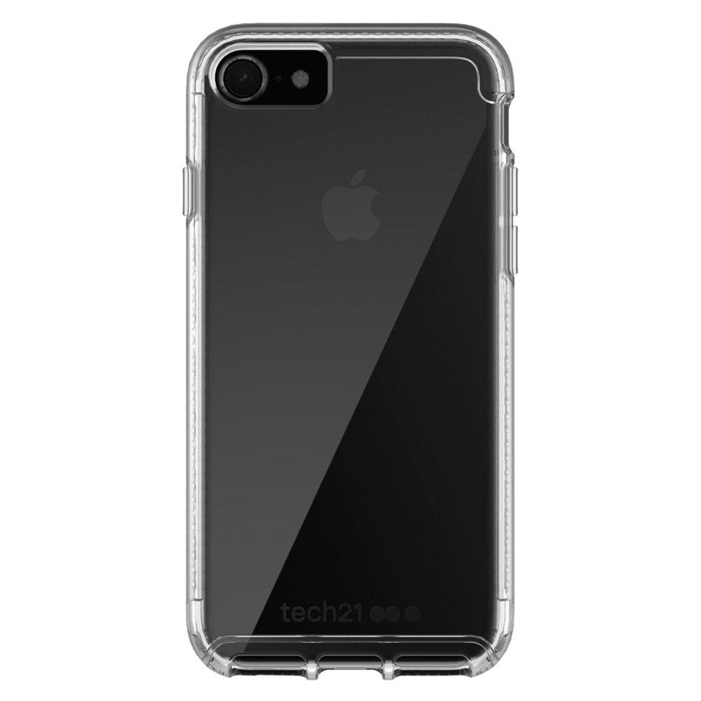 Transparante Pure Clear Case voor de iPhone 8-7
